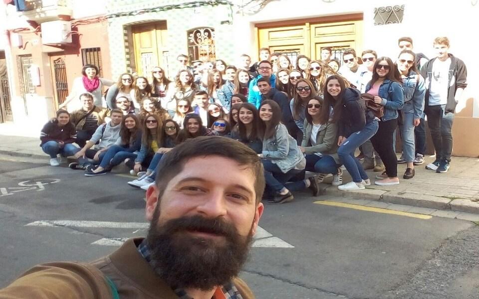 Abril 2016 - Paseando El Cabanyal