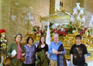 semana santa marinera, Poblados marítimos, Valencia