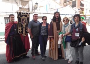 visita guiada viernes santo Paseando Poblados de la mar