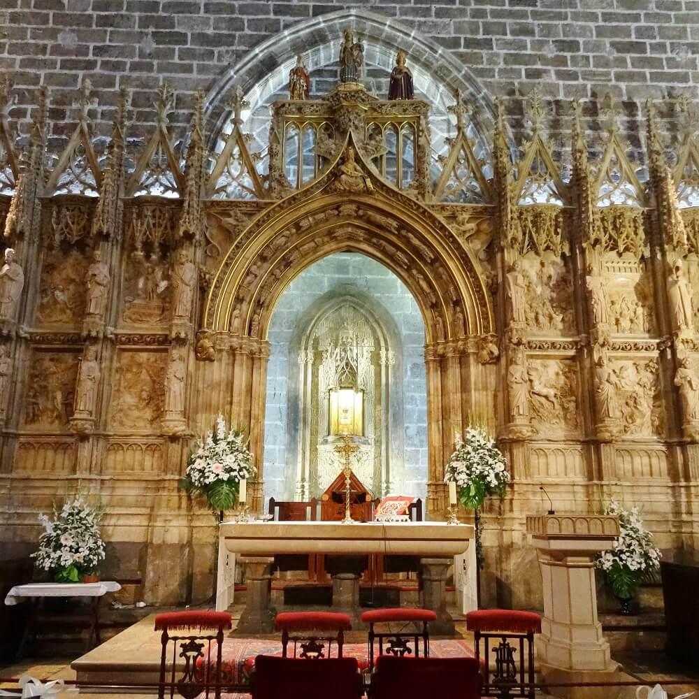 Ruta del Grial y Arte Religioso
