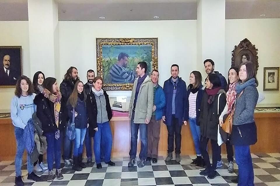 Paseando Blasco Ibáñez y La Malvarrosa. Poblados de la Mar
