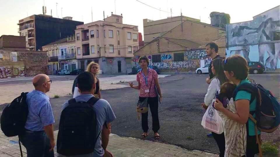 Visita Guiada Cabanyal