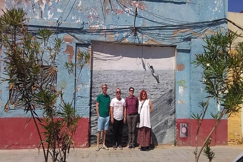 Visita guiada Cabanyal Valepncia @pobladosdelamar