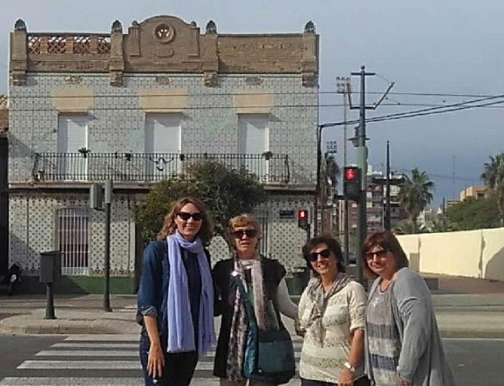 Visitas guiadas Cabanyal – Poblados Marítimos Valencia