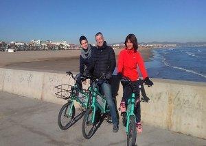 Bike tour Marítimo. Poblados de la mar. Valencia