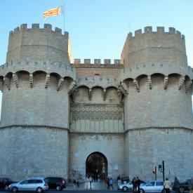 Visitas Guiadas Centro Histórico. Torres de Serranos. Guias Oficales CV