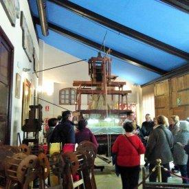 visitas museo de la seda