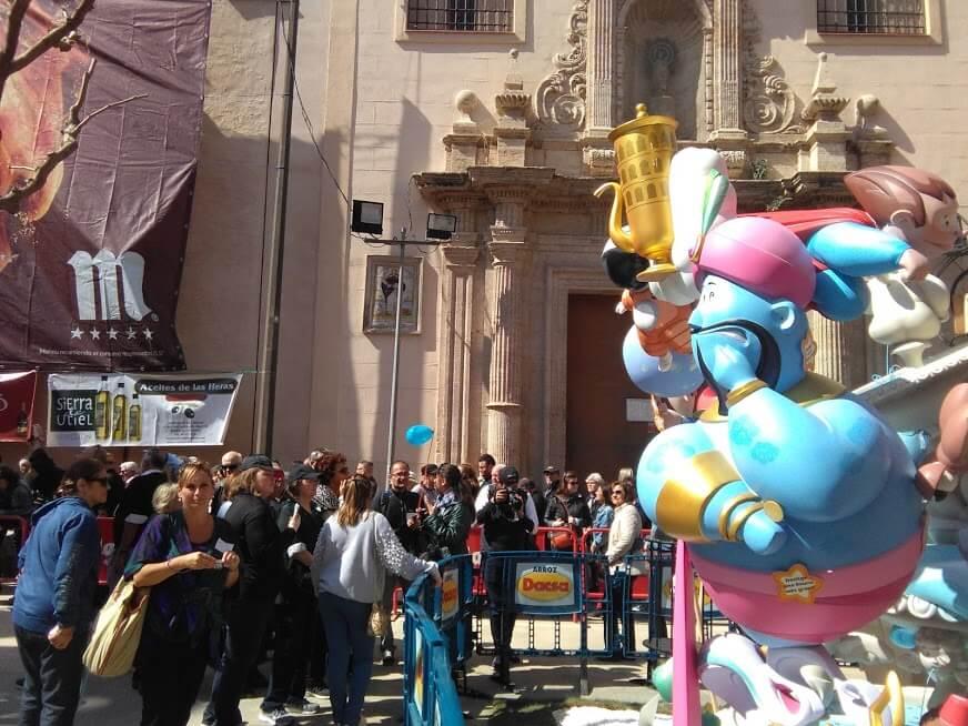 Visita Guiada en Valencia. Fallas Tour