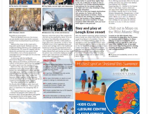 THE IRISH NEWS recommend BIKE TOUR EL CABANYAL