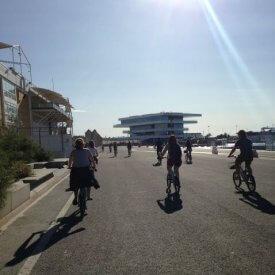 Pedaleando El Cabanyal - Bike Tour Marítimo