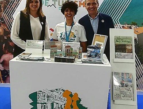 Paseando Poblados de la Mar participa en la I Mostra de Turismo Comunidad Valenciana