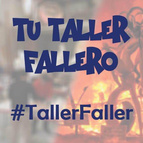 """Taller Fallero, Crea tu """"ninot"""""""