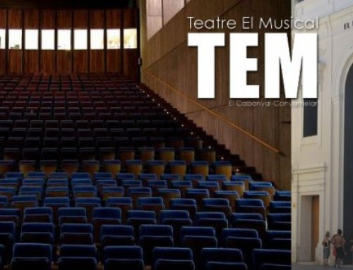 Noviembre en el Teatro El Musical