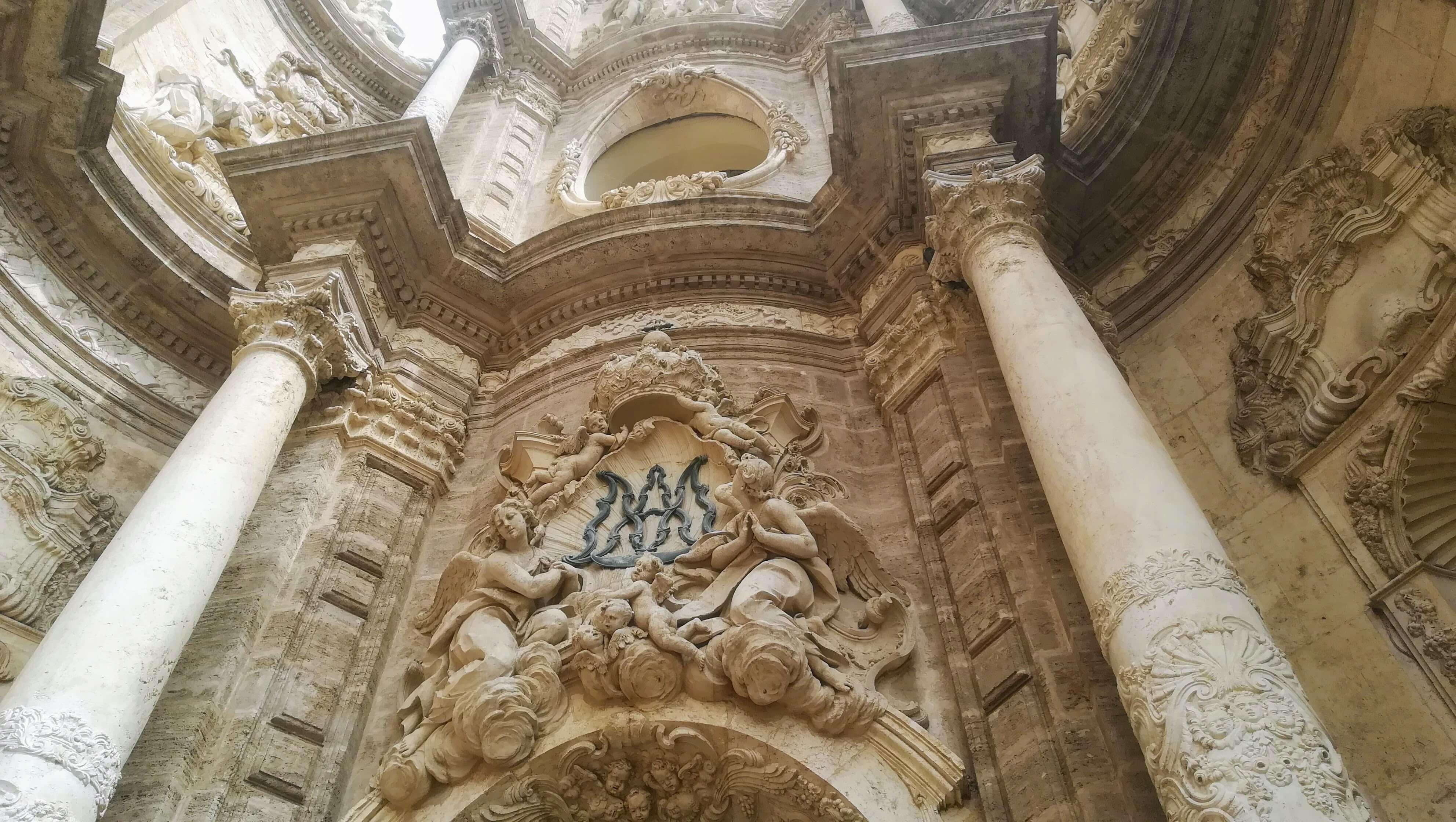 Catedral de Valencia. Paseando Valencia
