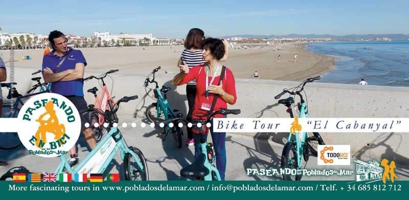 Bike Tour Cabanyal - Maritimo