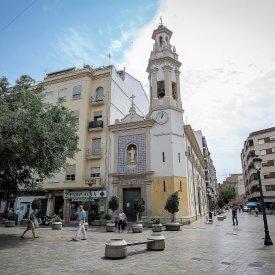 Patraix y su historia - Visitas guiadas Valencia. Iglesia de Patraix