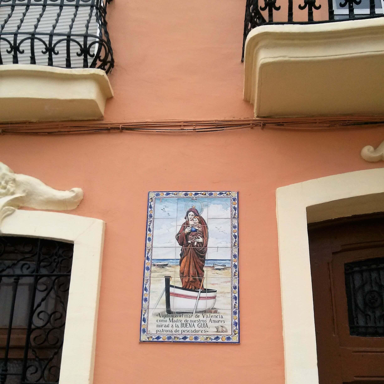 Fiesta Virgen de la Buena Guía
