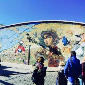 Street Art. Arte Urbano en Valencia.