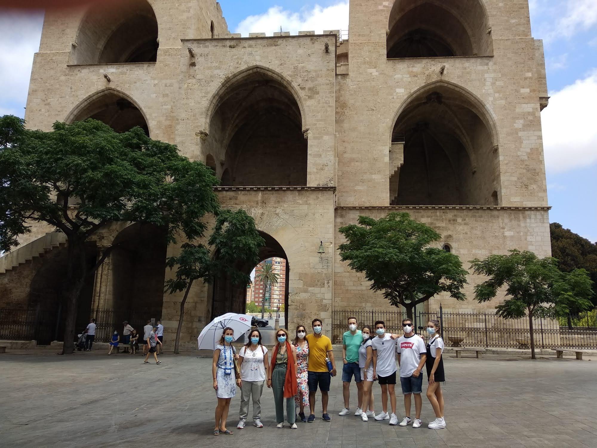 Visita guiada centro histórico