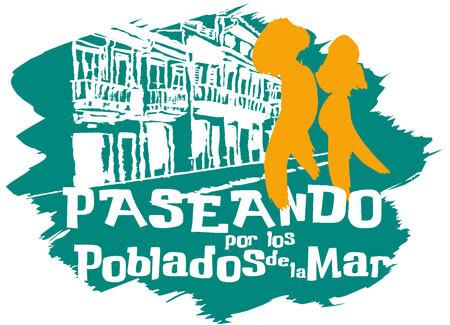 Logo Paseando Poblados de la Mar