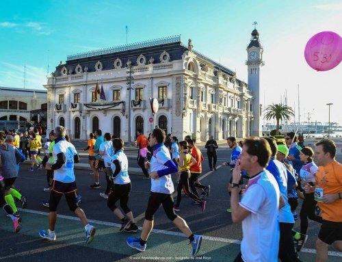 15 diciembre: Carrera El Pas Ras al Port de Valencia