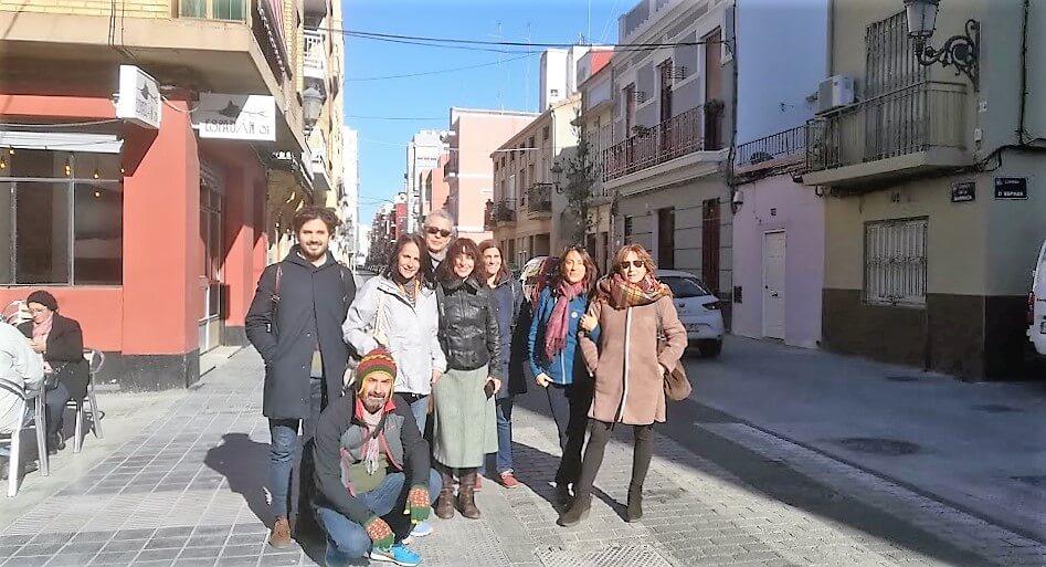 Paseando Cabanyal. Visita Guiada www.pobladosdelamar.com
