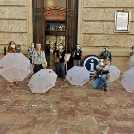 Visita Guiada centro histórico Valencia Asociación Guias Oficiales Comunitat Valenciana