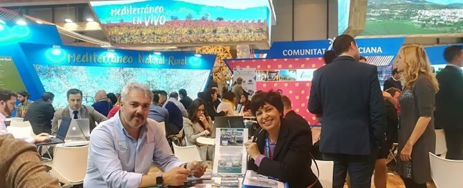 Fitur 2019 Pesca Turismo Valencia