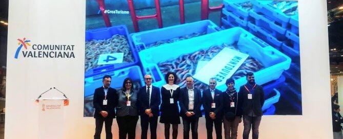 Fitur 2019 Presentación Pesca Turismo Comunidad Valenciana