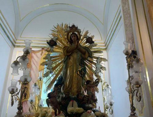 Fiesta de La Virgen de los Ángeles