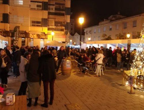 Mercadillo de Reyes en Cabanyal