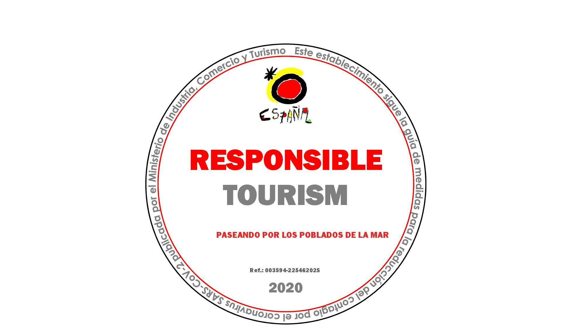 Esta empresa cumple el compromiso de aplicación directrices de la Guía de reducción contagio SARS Cov-2