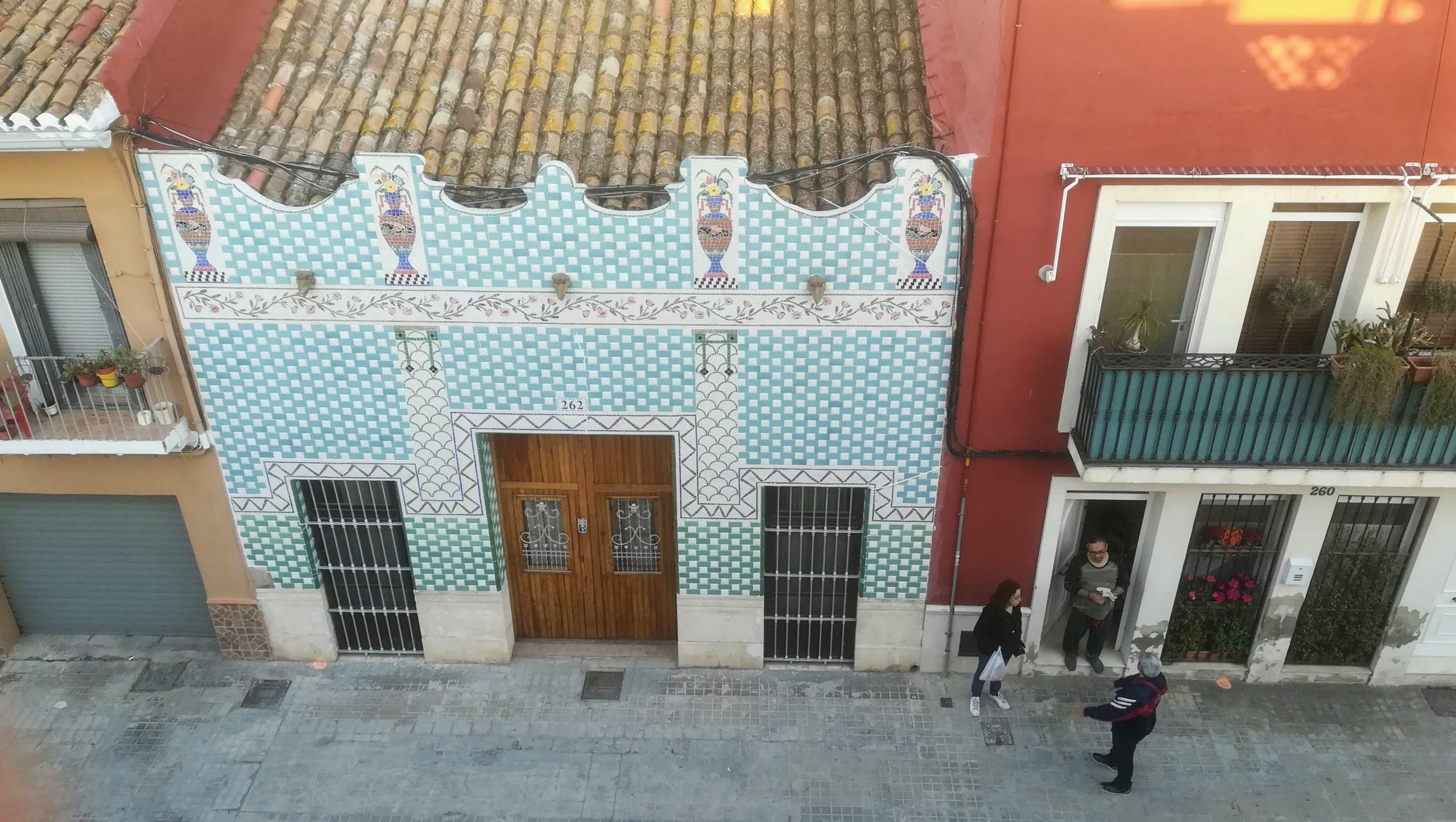 Tour Cabanyal Sorolla Modernismo