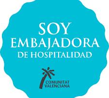 Soy embajadora de hospitalidad mediterránea Guia de Turismo Marga Alcalá