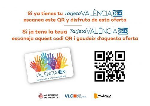 """Acércate al Cabañal"" Paseando Valencia #TarjetaValènciaON"