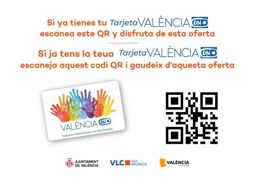 """And Now City Tour Valencia"" Paseando Valencia #TarjetaValènciaON"