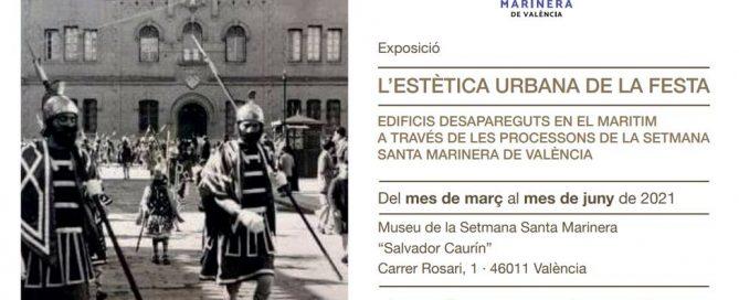 "Exposición ""L´Estètica de la Festa"" Museo Semana Santa Marinera"