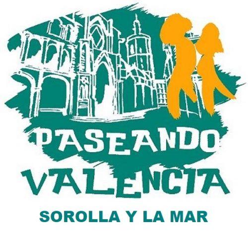 Paseando Valencia Sorolla y la mar
